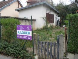 Location Maison 2 pièces Montmorot