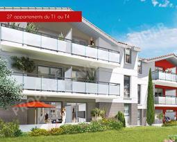 Achat Appartement 4 pièces Auzeville Tolosane