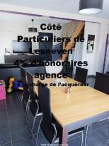 Achat Maison 5 pièces Lanhouarneau