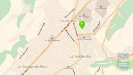 Achat studio La Rochette