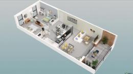 Achat Appartement 3 pièces Valence