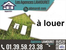 Location Appartement 2 pièces Mareil Marly