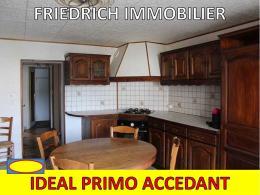Achat Maison 5 pièces Commercy