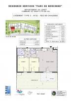 Achat Appartement 3 pièces St Cyr en Val