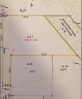 Terrain Pont l Abbe d Arnoult &bull; <span class='offer-area-number'>650</span> m² environ