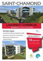 Achat Appartement St Chamond