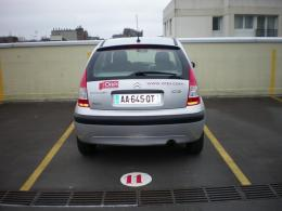 Parking Cherbourg Octeville &bull; <span class='offer-area-number'>15</span> m² environ