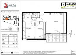Location Appartement 3 pièces Avignon