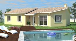 Achat Maison+Terrain Pujols sur Ciron
