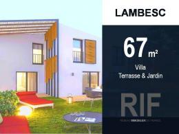 Achat Maison 3 pièces Lambesc