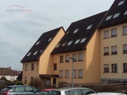 Achat Appartement 2 pièces Steinbourg