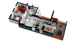 Achat Appartement 3 pièces Faverges