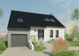 Achat Maison+Terrain 5 pièces Ponthevrard