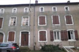 Achat Immeuble 6 pièces Moyenvic