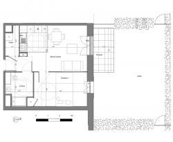 Achat Appartement 2 pièces St Cyr sur Loire