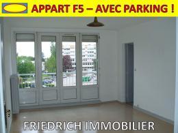 Location Appartement 5 pièces Bar le Duc