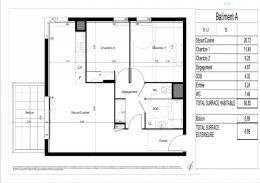 Achat Appartement 3 pièces L Isle d Abeau