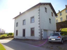 Achat Maison 6 pièces Girmont Val d Ajol
