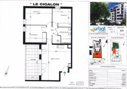 Appartement Gardanne &bull; <span class='offer-area-number'>69</span> m² environ &bull; <span class='offer-rooms-number'>4</span> pièces