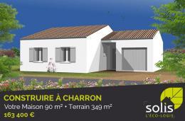 Achat Maison+Terrain 4 pièces Charron