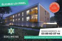 Achat Appartement 2 pièces Wittelsheim