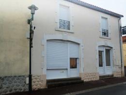 Achat Maison 7 pièces St Hilaire le Vouhis