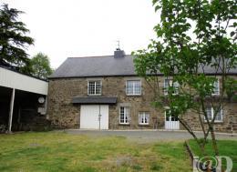 Achat Maison 5 pièces Vieux Vy sur Couesnon