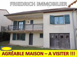 Achat Maison 8 pièces Pierrefitte sur Aire