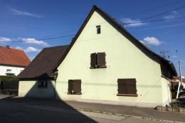 Achat Maison 3 pièces Rittershoffen
