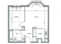 Achat Appartement 2 pièces Clamart