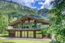Achat Chalet 8 pièces Chamonix Mont Blanc