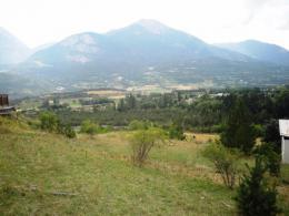 Achat Terrain Chateauroux les Alpes