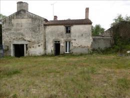 Achat Maison 3 pièces St Georges de Pointindoux