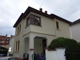 Location Maison 5 pièces Bischheim