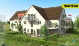Achat Appartement 3 pièces Rottelsheim