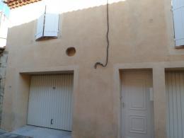 Location Maison 3 pièces St Mitre les Remparts