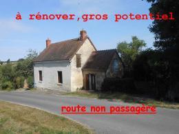Achat Maison 4 pièces Le Grand Pressigny