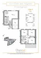 Location Villa 4 pièces Frontignan