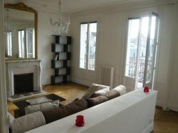 Location Appartement 4 pièces Paris 04