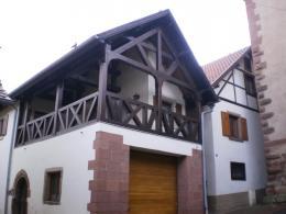 Location Maison 5 pièces Boersch
