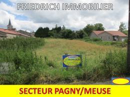 Achat Terrain Pagny sur Meuse