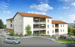 Achat Appartement 3 pièces Sainte Consorce
