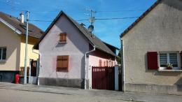 Achat Maison 3 pièces Bantzenheim