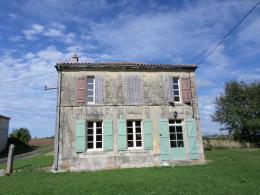 Achat Maison 4 pièces St Severin sur Boutonne