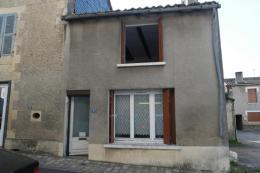 Achat Maison 3 pièces St Maurice la Clouere
