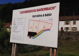Achat Terrain Barembach