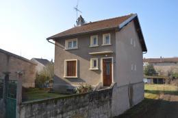 Achat Maison 5 pièces Fontenoy sur Moselle