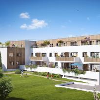 Achat Appartement 4 pièces Chartres-de-Bretagne