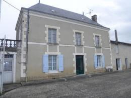 Achat Maison 4 pièces Mirebeau