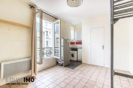 Location studio Paris 09